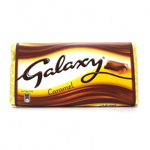 Mars Galaxy Caramel Bar 135g