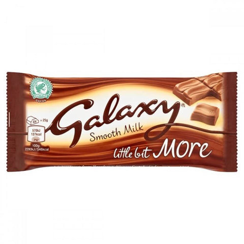 Mars Galaxy Kingsize Bar 75g