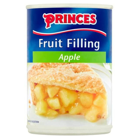 Princes Apple Fruit Filling 395g