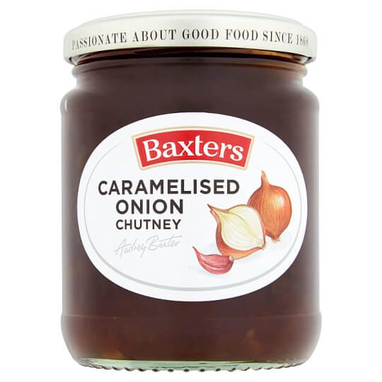 Baxters Chutney - Caramelized Onion 290g