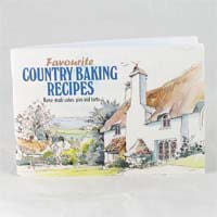 Favourite Recipes Book - Country Baking Recipes 60g