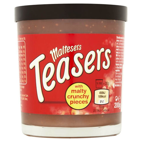 Mars Maltesers Teasers Chocolate Spread 200g