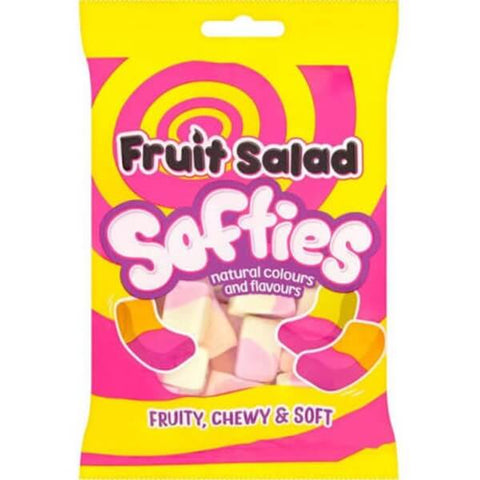Barratt (Candyland) Fruit Salad Softies Bag 120g