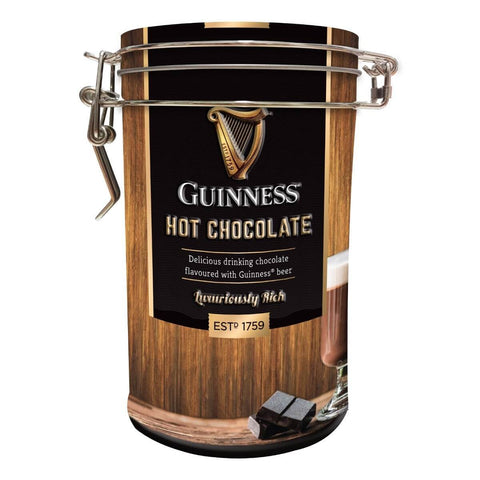 Guinness Hot Chocolate Tin 200g