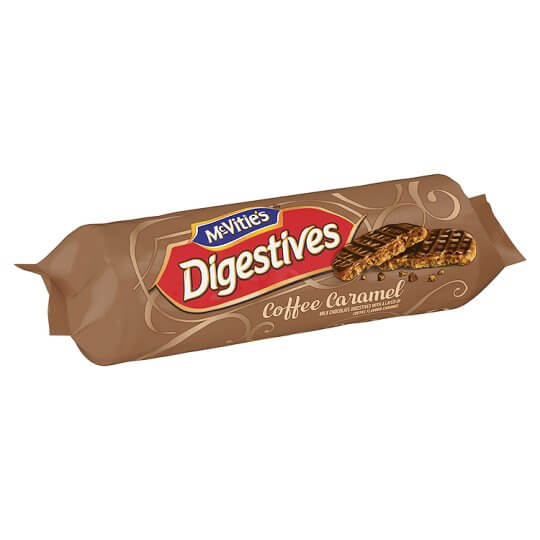 McVities Digestives - Coffee Caramels 267g