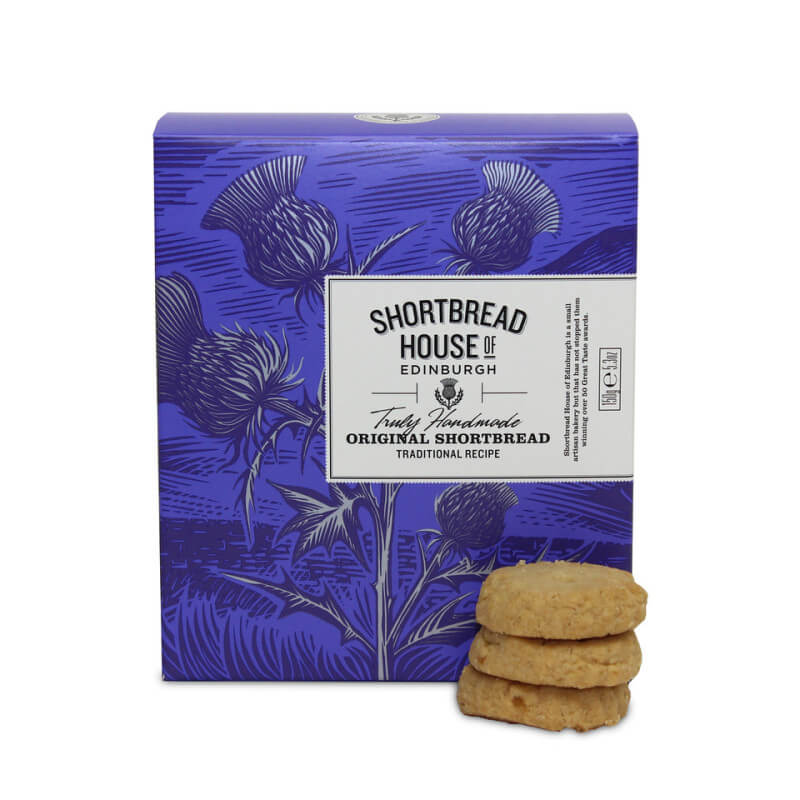 House of Edinburgh Shortbread - Original  150g