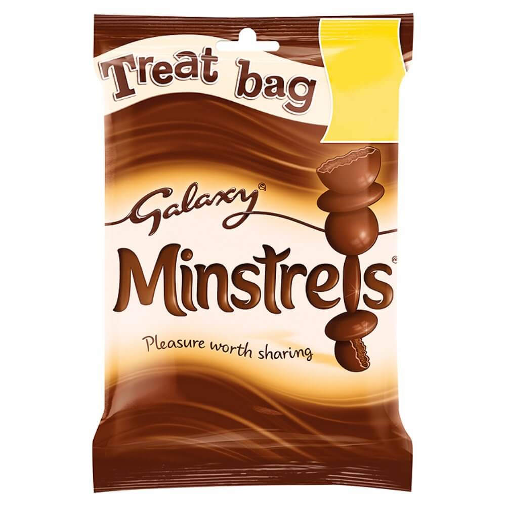 Mars Galaxy - Minstrels Bag 80g