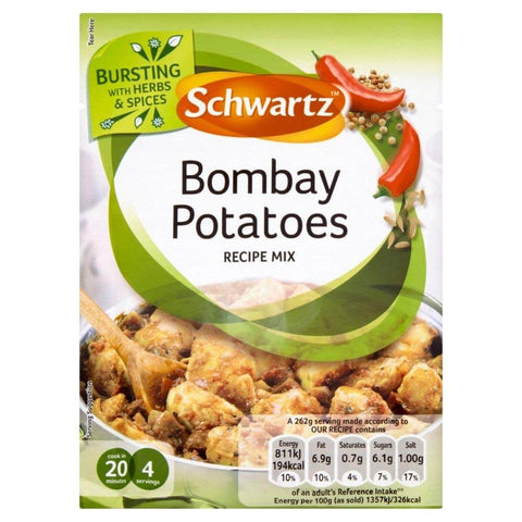 Schwartz Bombay Potato Mix 33g