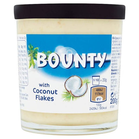 Mars Bounty Spread 200g