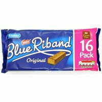Nestle Blue Riband (Pack of 16 Biscuits) 308.8g