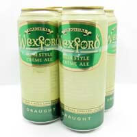 Wexford Original Irish Style Creme Ale (Pack of 4 x 440ml) 2kg