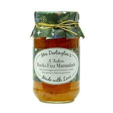 Mrs Darlingtons Orange with Gin Marmalade 340g