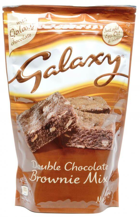 Mars Galaxy - Double Chocolate Brownie Mix 360g