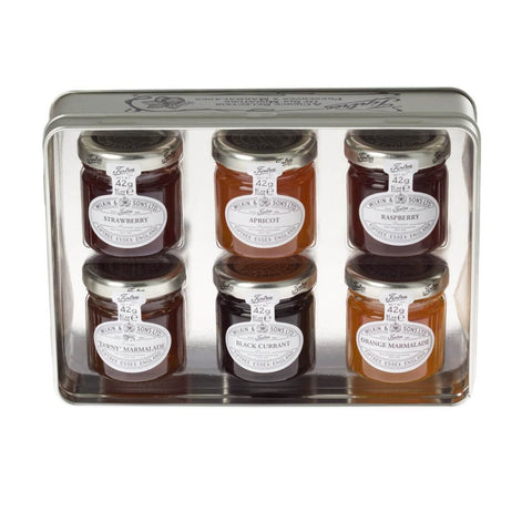 Wilkin and Sons Tiptree Silver Gift Tin (Pack of 6) 252g