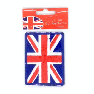 British Brands Union Patch - Jack Embroidered (3 x 2.5 Inches) 25g