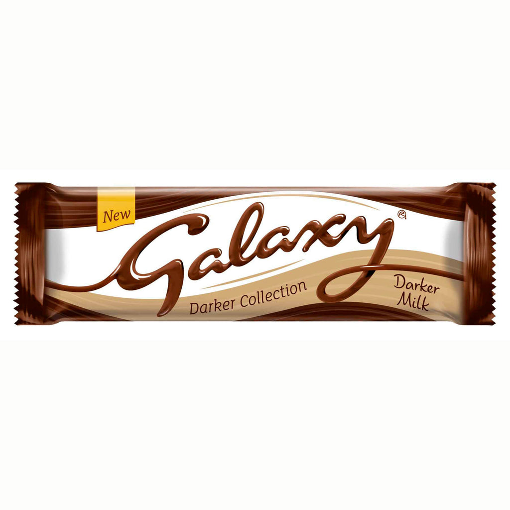 Mars Galaxy Darker Milk Chocolate Bar 42g