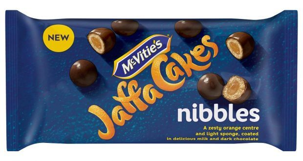 McVities Jaffa Cakes - Nibbles 39g