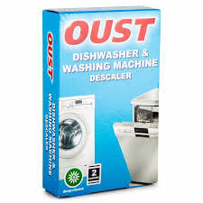 Oust Dishwasher and Washing Machine Descaler (Item Contains 2 Packets) 150g