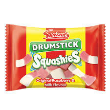Swizzels Matlow Drumstick Squashies Bag 45g