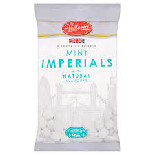 Victoria Mint Imperials Bag 250g