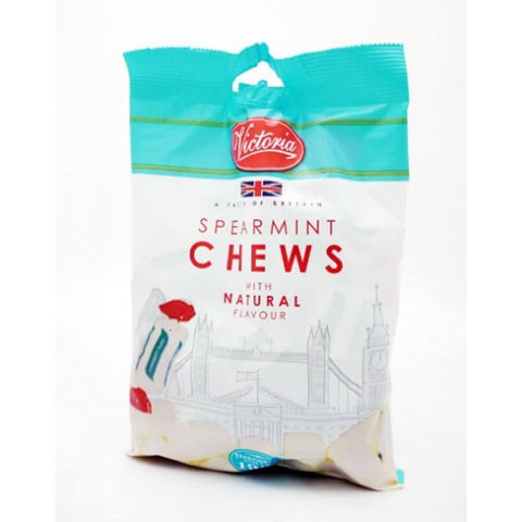 Victoria Spearmint Chews Bag 250g