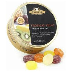 Simpkins Sweets - Tropical Fruit 200g