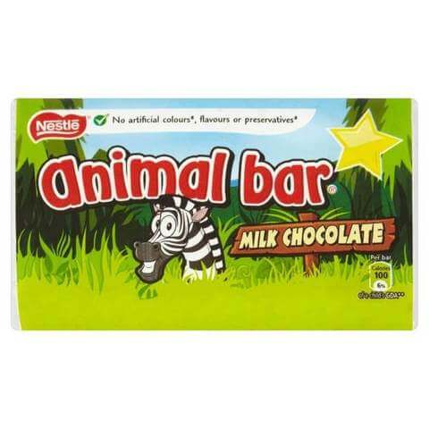 Nestle Animal Bar 19g