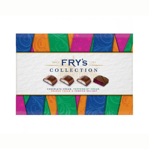 Frys Selection Box (Item Includes 5 Bars) 249g