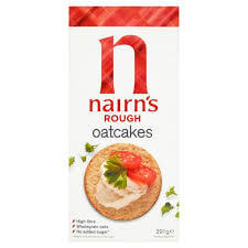 Nairns Oatcakes - Rough 291g