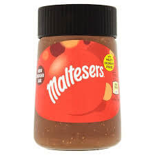 Mars Maltesers Chocolate Spread Large Jar 350g