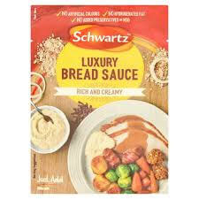 Schwartz Bread Sauce Luxury Mix 40g
