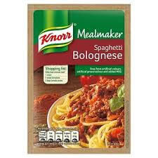 Knorr Mealmaker Spaghetti Bolognese Sauce Mix 47g