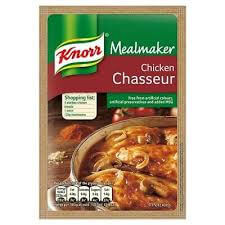 Knorr Mealmaker Chicken Chasseur Sauce Mix 50g