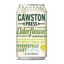 Cawston Press - Elderflower Lemonade 330ml