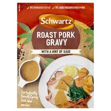 Schwartz Gravy Mix - Roast Pork 25g