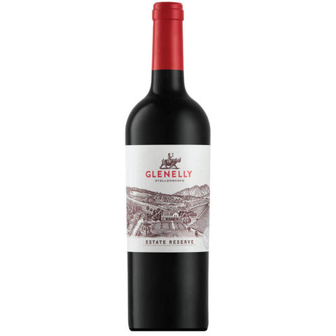 Glenelly Wine - Estate Reserve Red 2012 750ml