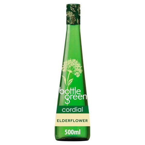 Bottle Green Cordial - Elderflower 500ml