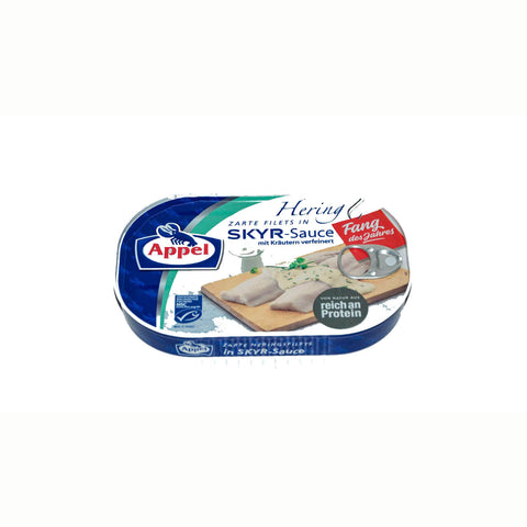 Appel Herring Filets in SKYR Sauce 200g