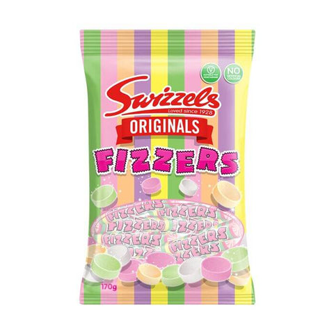 Swizzels Original Mini Fizzers Bag 170g