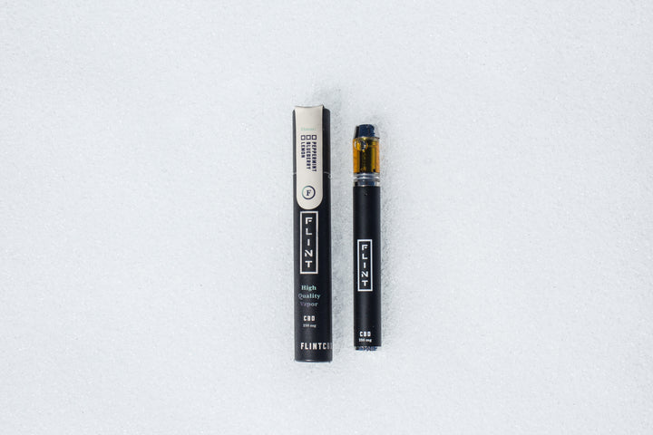 Light weight disposable CBD Vape pen