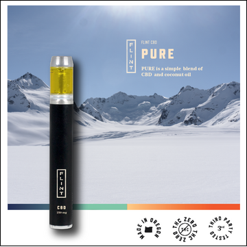 Pure | Flint CBD Vapor Pen