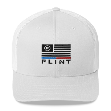 Flint Flag - Trucker Hat
