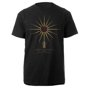 Higher Truth T-Shirt-Chris Cornell