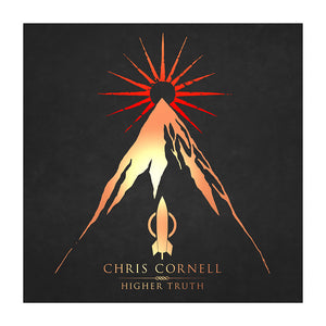 Higher Truth Vinyl-Chris Cornell