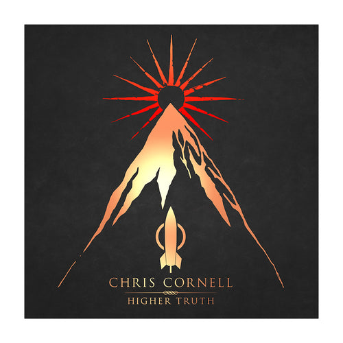 Higher Truth Deluxe CD-Chris Cornell