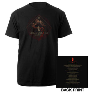 Higher Truth Tour Tee-Chris Cornell