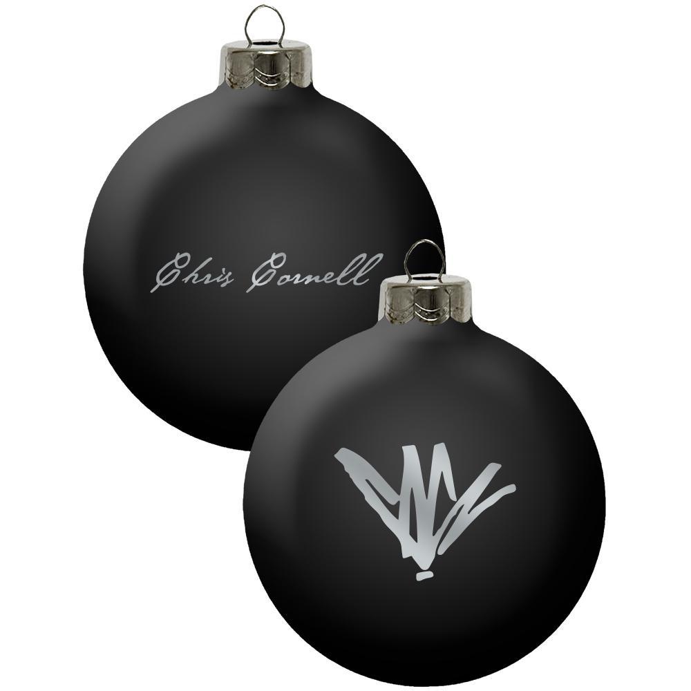 Signature Ornament-Chris Cornell
