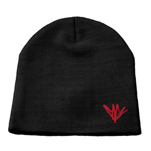 Signature Red Beanie-Chris Cornell
