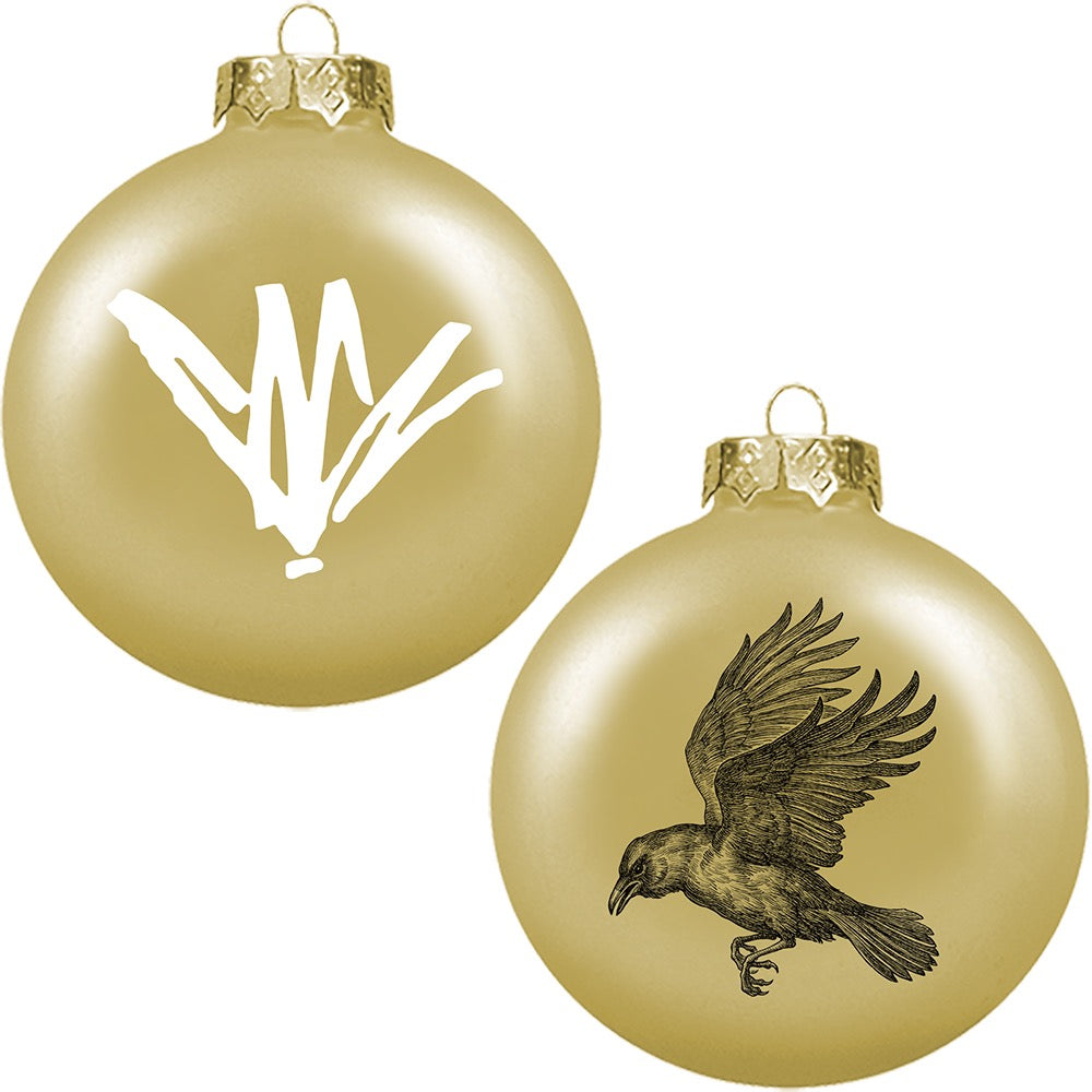 Raven Ornament-Chris Cornell