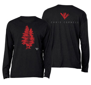 Red Tree Long Sleeve-Chris Cornell